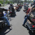 Back-up Biker's View