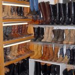 Organizing Boots for the New Year