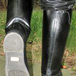 Dehner Boot Trial