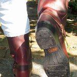 Motorcycle Boot Soles