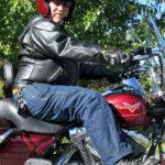 Denim Jeans for Bikers