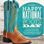 National Boots Day!