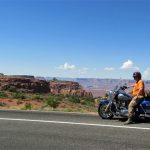 Utah: Riding Canyonlands National Park Video