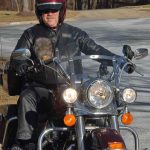 Riding Freedom (and a Cop's Support)