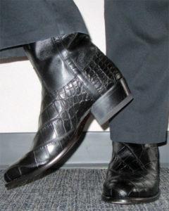 Tecovas Alligator Boots | BHD's Musings