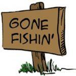 Riding To Go Fishin'
