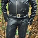 Wearing Leather While Flying