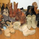 The Boot Pile